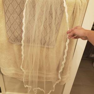 New Bridal Wedding Veil